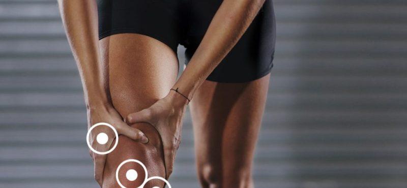 Problemas de rodilla: los 3 tipos de dolor más comunes